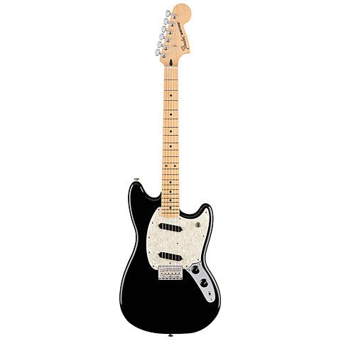 Fender Mustang MN BK