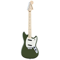 Fender Mustang MN Olive « Chitarra elettrica