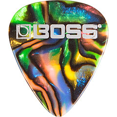 Boss Abalone, thin (12 Stk.) « Plectrum