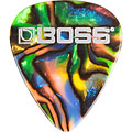 Plektrum Boss Abalone, thin (12 Stk.)