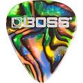 Plettro Boss Abalone, thin (12 Stk.)