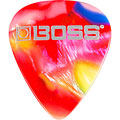 Plectrum Boss Mosiac, medium (12 Stk.)