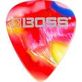 Plektrum Boss Mosiac, medium (12 Stk.)