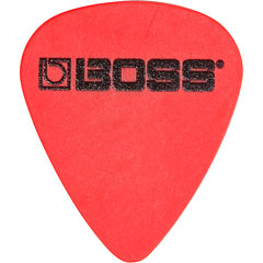 Boss Delrin, 0,50 mm thin (12 Stk.) « Plettro