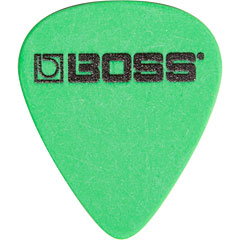 Boss Delrin, 0,88 mm medium (12 Stk.) « Médiators