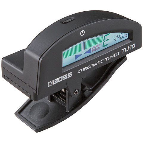 Boss TU-10-BK Chromatic Tuner