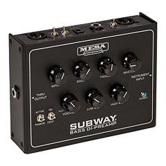 Mesa Boogie Subway Bass DI-Preamp « Effets pour basse électrique