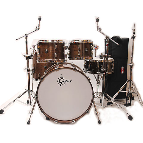 Gretsch Renown Purewood Walnut Studio Bundle