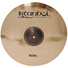 "Istanbul Mehmet Black Bell 23"" Ride Shiny Finish « Ride-Becken"