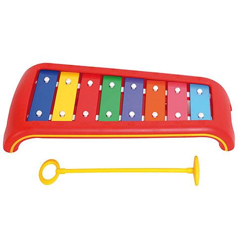 Carrillones Voggenreiter Kinder-Glockenspiel