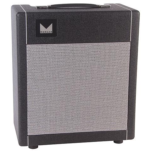 Amplificador guitarra eléctrica Morgan PR12 Combo Black