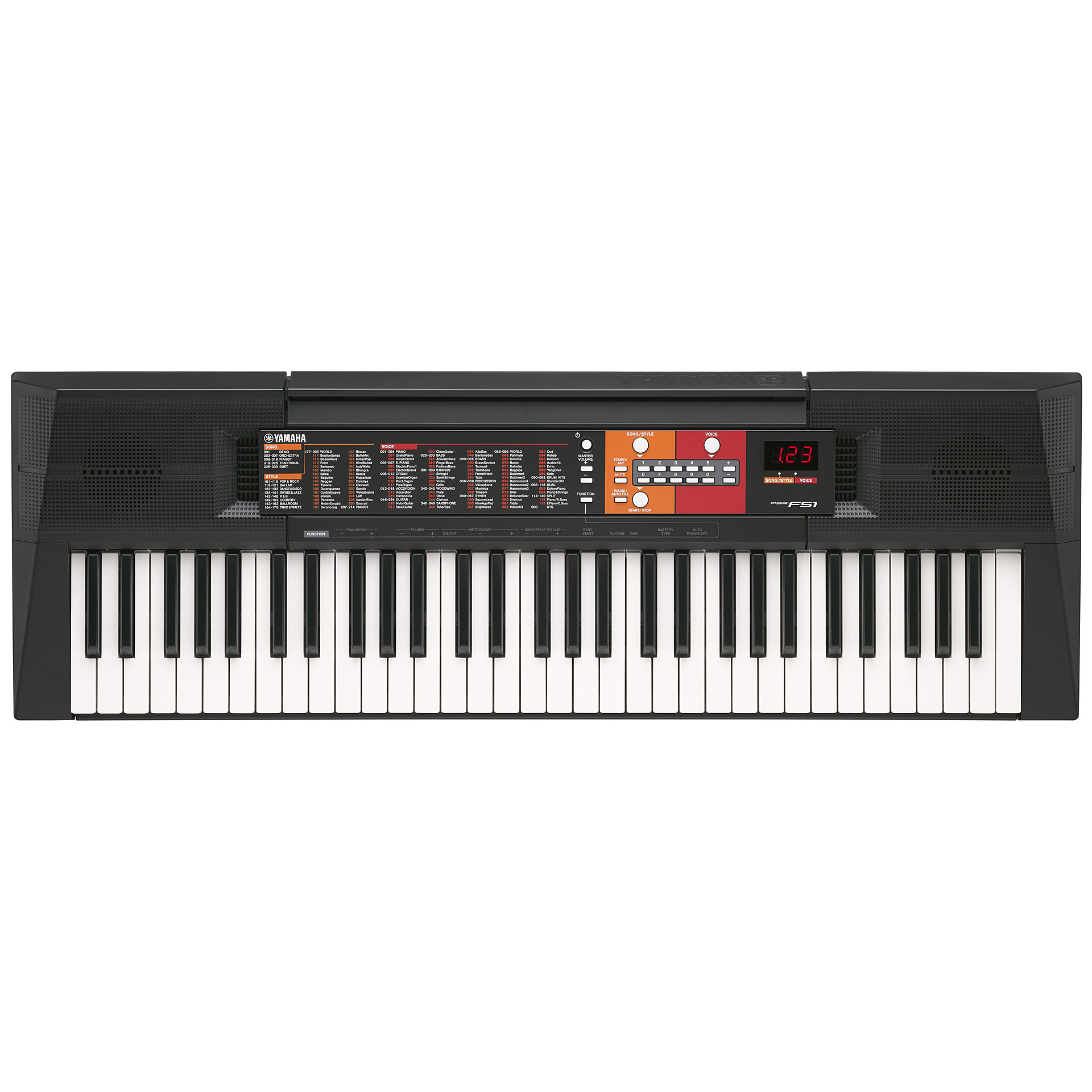 Instruction Manual for yamaha psr 220 keyboard S770