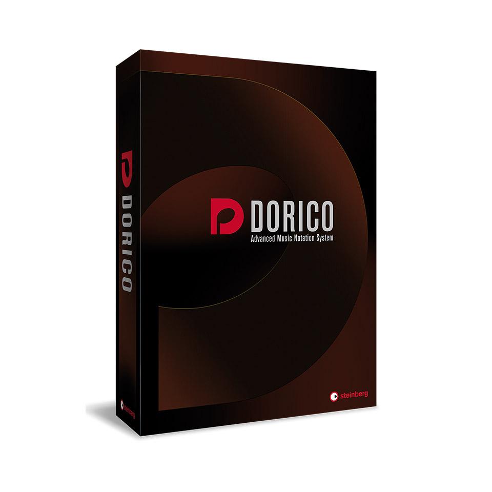 Steinberg Dorico Notation Musik Produktiv