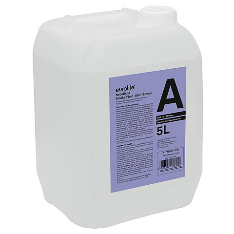 Fluid Eurolite Smoke Fluid -A2D- Action Smoke Fluid 5l
