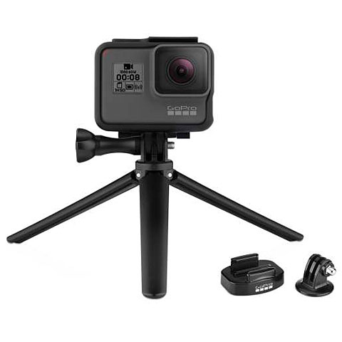 GoPro Tripod Mounts (inkl. Mini-Tripod)