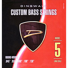Dingwall Custom Bass Strings .045-.130 « Cuerdas bajo eléctrico