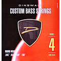 Electric Bass Strings Dingwall Custom Bass Strings .045-.100