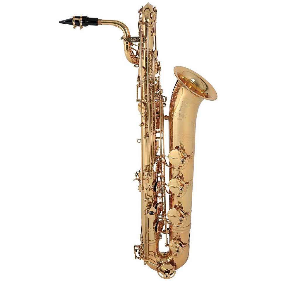 Saxophone - Conn BS650 Baritonsaxophon - Onlineshop Musik Produktiv