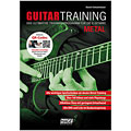 Instructional Book Hage Guitar Training Metal