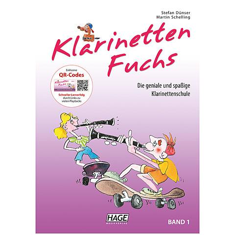 Hage Klarinetten-Fuchs Bd.1