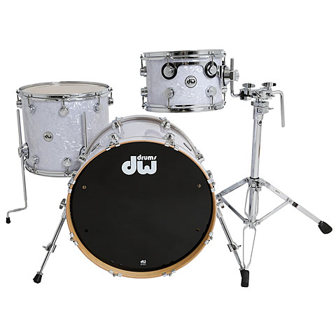 Schlagzeug DW Collector´s Finish Ply Classic White Marine