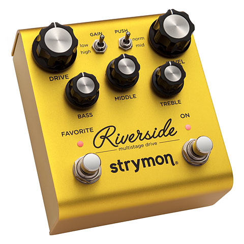 Effets pour guitare électrique Strymon Riverside