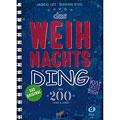 Sångbok Dux Das Weihnachts-Ding
