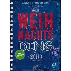 Dux Das Weihnachts-Ding Kultliederbuch « Recueil de morceaux