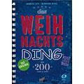 Βιβλίο τραγουδιών Dux Das Weihnachts-Ding Kultliederbuch