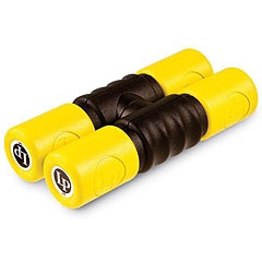 Latin Percussion Twist Shaker Single Lock Yellow/Soft « Shaker