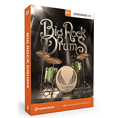 Toontrack Big Rock Drums EZX « Softsynth