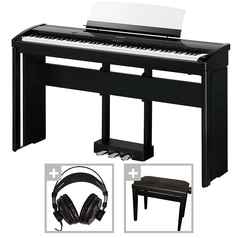 Stagepianos - Kawai ES 8 B Deluxe Set Stagepiano - Onlineshop Musik Produktiv