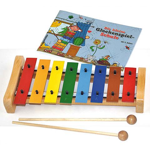 Carrillones Voggenreiter Das Bunte Glockenspiel Set