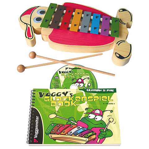 Glockenspiel Voggenreiter Voggy's Glockenspiel Set