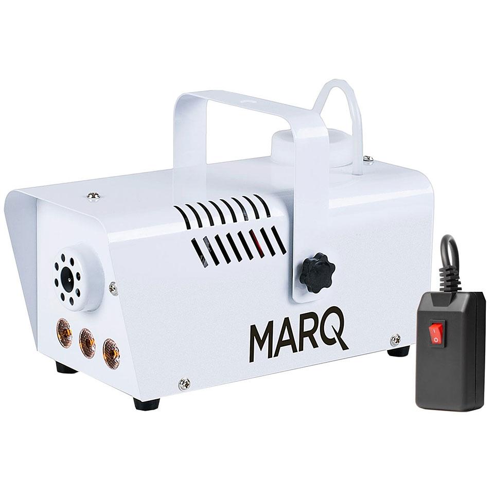 marq lighting fog 400 led white smoke machine. Black Bedroom Furniture Sets. Home Design Ideas