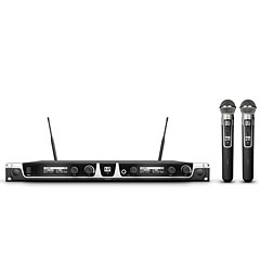LD-Systems U508 HHD 2 « Wireless Systems