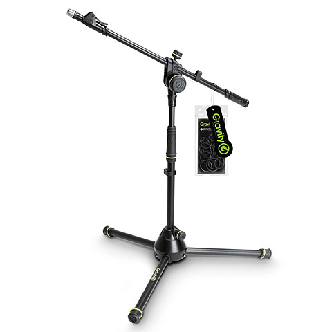 Gravity MS 4222 B Low Microphone Stand