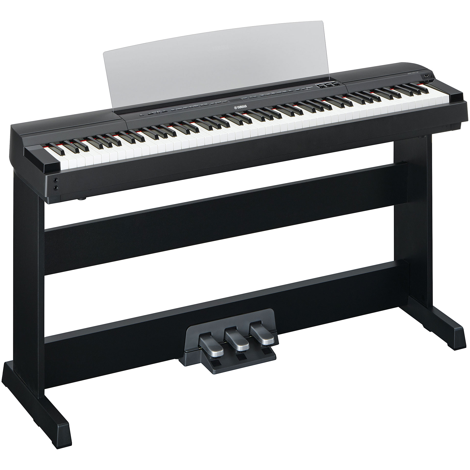 Yamaha P  Key Polyphony