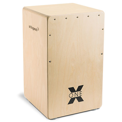 Cajon Schlagwerk CP101 X-One Nature