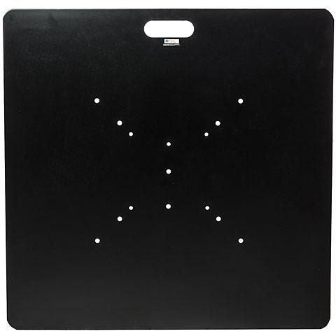 Global Truss Baseplate square 80 x 80 cm F22-F44