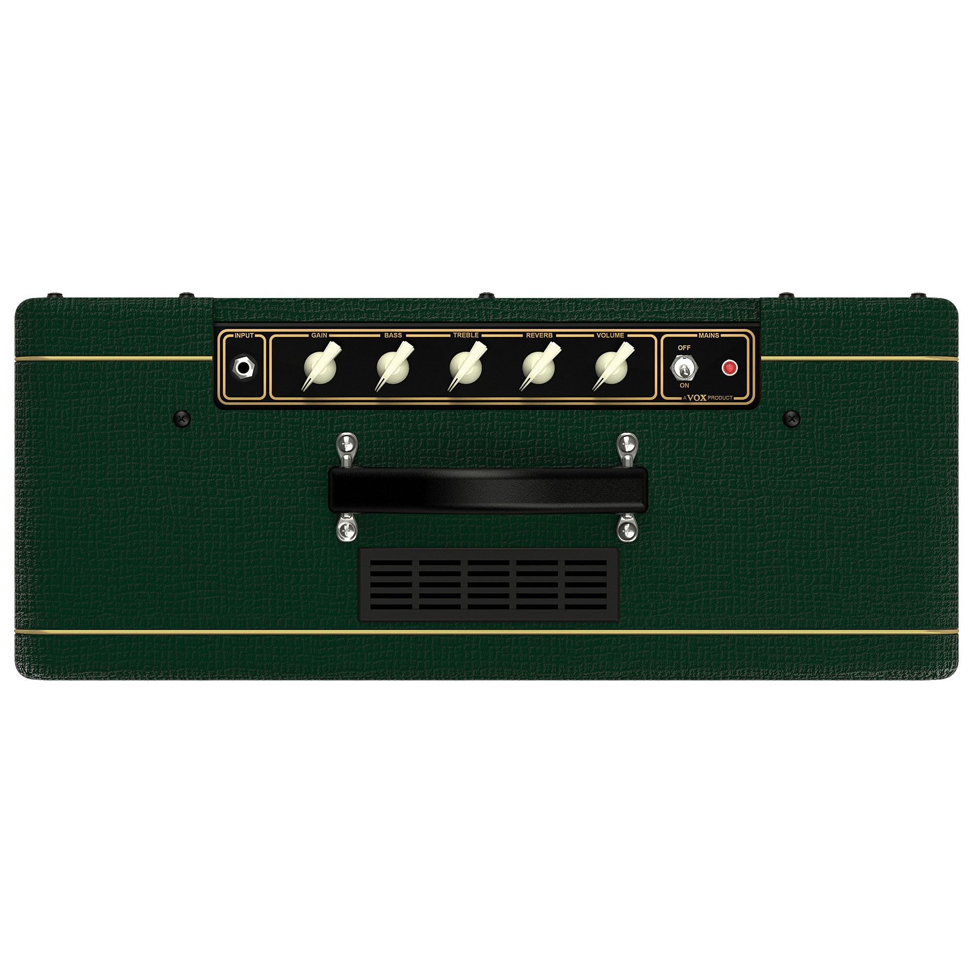 vox ac10 c1 britsih racin green limited edition guitar amp. Black Bedroom Furniture Sets. Home Design Ideas
