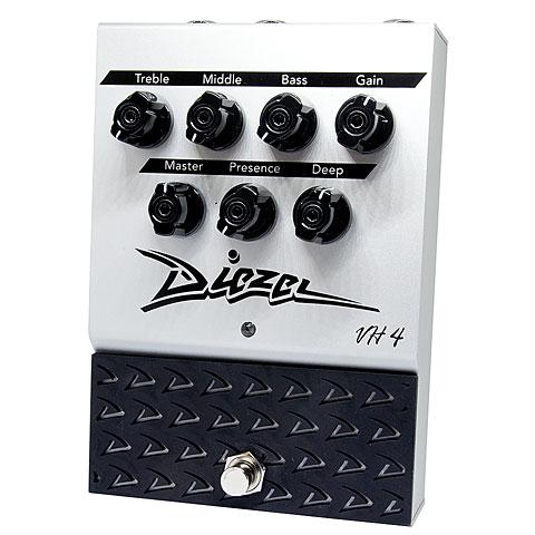 Pedal guitarra eléctrica Diezel VH4 Pedal