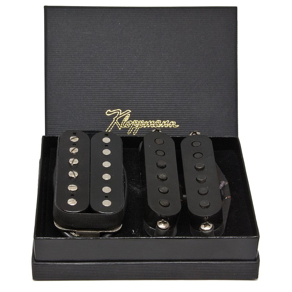 Kloppmann Dml Ssh Set Bk Electric Guitar Pickup Musik Produktiv Wiring Diagrams 2