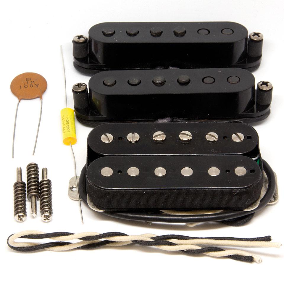 Kloppmann DML SSH Set BK « Pickup E-Gitarre