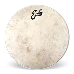 "Evans 14"" Calftone Tom/ Snare Head « Peau de tom"