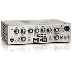 Eich Amps T-1000 « Bass Amp Head