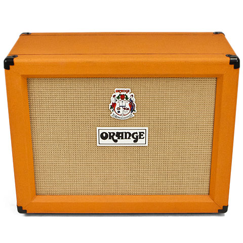 Orange PPC212 Open Back, 2x12''