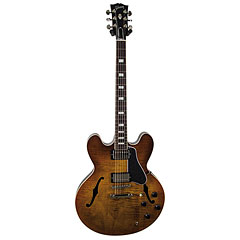 Gibson ES-335 Figured Faded Lightburst 2016 « Electric Guitar