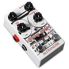 Alexander History Lesson MK2 « Effets pour guitare électrique
