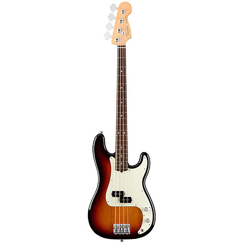 Fender American Pro P-Bass RW 3TS « E-Bass